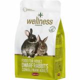 WELLNESS FOOD  полнорационный корм для взрослых карликовых кроликов