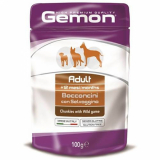 Gemon Dog Adult Pouch