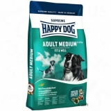 Happy Dog Adult Medium Fit & Well для средних пород