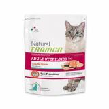 Trainer Natural Adult Sterilised Cat с лососем