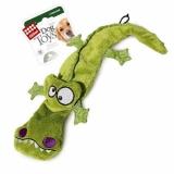 GiGwi игрушка для собак крокодил с 4-мя писшалками