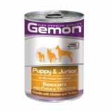 Gemon Dog кусочки курицы с индейкой