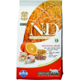N&D Low Grain Cat Codfish & Orange