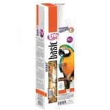 LO-smakers для крупных попугаев с орехами и фруктами