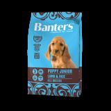 Banters Puppy Junior Lamb & Rice с ягнёнком и рисом