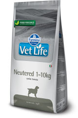 Farmina Vet Life Dog Neutered 1-10 кг