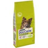 Dog Chow Adult для взрослых собак с ягненком