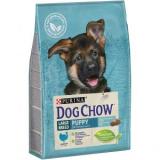 Dog Chow Large Breed Puppy  для щенков крупных пород с индейкой