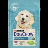 Dog Chow Puppy Lamb для щенков с ягненком