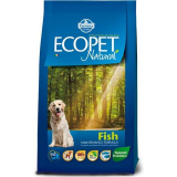 Farmina Ecopet Natural Adult Medium Fish с рыбой