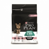 Pro Plan Small & Mini Puppy с комплексом OptiDerma  для щенков мелких  пород
