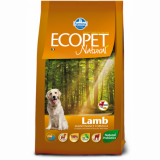 Farmina Ecopet Natural  Adult Lamb Mini с ягнёнком