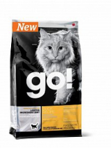 GO! Cat Solutions Sensitivities All Life Stages Grain Free с уткой