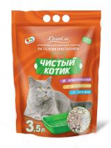 Чистый Котик силикагель+цеолит