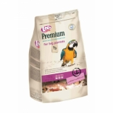LO premium-корм для крупных попугаев