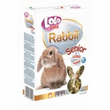 LO-полнорационный корм для кроликов в возрасте от 5 лет