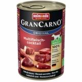 GRAN CARNO  Original  ADULT  консервы мясной коктейль для взрослых собак