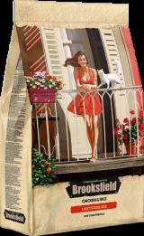 Brooksfield Cat Sterilised с курицей и рисом