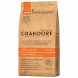 Grandorf Junior All Breeds с ягнёнком и рисом