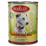 Berkley оленина дичь с коричневым рисом