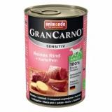 GRAN CARNO SENSITIV с говядиной и картофелем  с чувствительным пищеварением