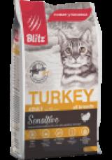 Blitz Adult Cat Turkey