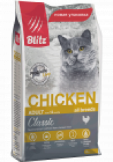 Blitz Adult Cats Chicken
