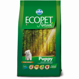 Farmina Ecopet Natural Puppy Mini с курицей
