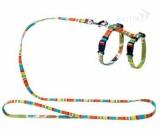 Hunter Smart шлейка для кошек и собак Stripes нейлон