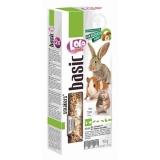 LO-smakers для грызунов и кроликов  90г
