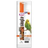 LO-smakers для волнистых попугаев  Weekand Style 45г