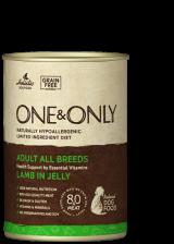 One & Only Canned Ягненок в желе