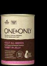 One & Only Canned Кролик в желе