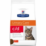 Hill's Prescription Diet c/d Feline Urinary Stress with Chicken