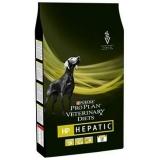 Purina Veterinary Diets Hepatic HP  при нарушениях функций печени