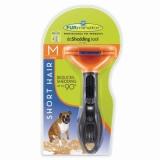 FURminator для собак средних короткошерстных пород Short Hair Medium Dog 7см