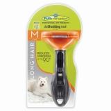FURminator для собак средних длинношерстных пород Long Hair Medium Dog 7см