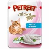 Petreet Пауч  Белая рыба