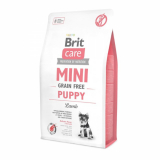 Brit Care Mini Puppy Lamb беззерновой корм с ягнёнком