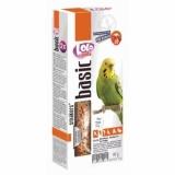 LO-smakers для волнистых попугаев 3 в 1 (фрукты/мёд/яйцо)