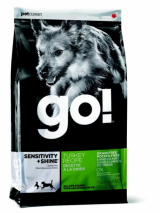 GO! Dog Solutions Sensitivities All Life Stages Grain Free c индейкой