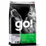 GO! Cat SENSITIVITY+SHINE All Life Stages с лососем и форелью