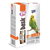 LO-полнорационный корм для волнистых попугаев