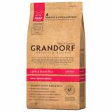 Grandorf Medium Adult с ягнёнком и рисом