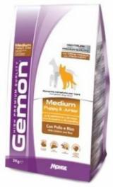 Gemon Dog Medium корм для щенков средних пород