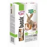 LO-полнорационный корм для грызунов и кроликов коктейль