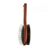 OSTER Premium Combination Brush щетка деревянная шпильки/щетина