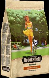 Brooksfield Adult All Breed с говядиной и рисом