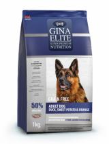 GRAIN FREE ADULT DOG DUCK SWEET POTATO&ORANGE беззерновой с уткой,бататом и апельсином