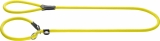 Hunter ринговка для собак Freestyle Neon 10/170 нейлоновая желтый неон